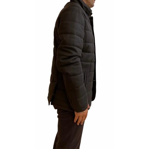 MARKOS LEATEHR AK-0082 ΑΝΔΡΙΚΟ ΔΕΡΜΑΤΙΝΟ ΣΑΚΑΚΙ ΜΑΥΡΟ