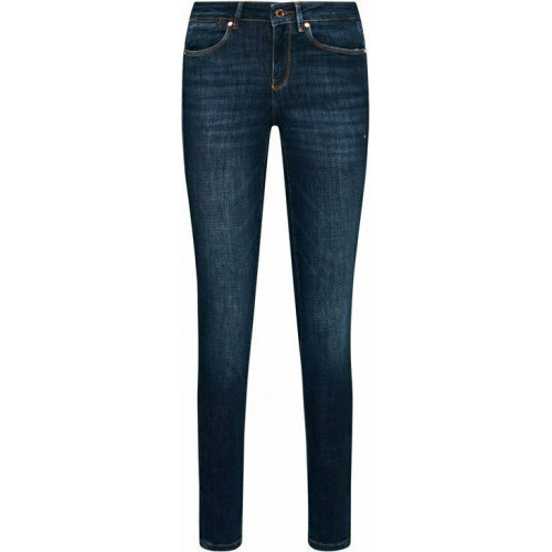 NOV DRP JEGGING MID W1RA03D4AK1-ANOTHER WASH ΠΑΝΤΕΛΟΝΙ ΓΥΝΑΙΚΕΙΟ-GUESS