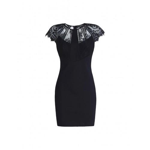 LOREDANA DRESS ΦΟΡΕΜΑ ΓΥΝΑΙΚΕΙΟ - W93K0CK54I0 - GUESS BLACK